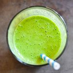 Jucing and Smoothie Recipes - Kale, Pear & Orange Smoothie