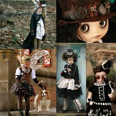 Beautiful Pictures with a English, Victorian, Scottish and Irish twist.Steampunk https://www.ouwbollig.eu https://www.facebook.com/ouwbollig.eu/?ref=hl
