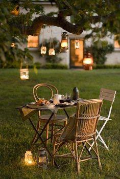 Cenas de verano con y sin postureo | Decorar tu casa es facilisimo.com