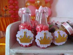 garrafinhas das coroa princesas - Buscar con Google