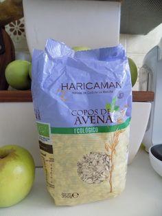 Copos de avena Haricaman