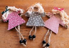 Stitching Cow: School Fetes - Easy Crafts For Kids