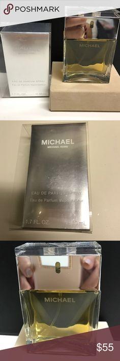 MICHAEL BY MICHAEL KORS PARFUM 1.7oz Michael by Michael KORS perfume 1.7oz in box and original wrapping, great sent MICHAEL Michael Kors Makeup