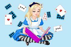 Alice in Wonderland Party Games