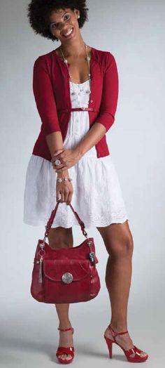 #GraceAdele  RED RED RED  http://edieanne.graceadele.us
