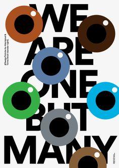 Unite Poster, JeremyMatthews www.miaandjem.com