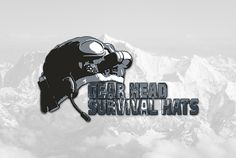 Logo Design | Gear Head Survival Hats | Fort Collins, CO |  Graphic Design by Flawless Media