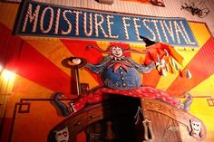 Seattles Moisture Festival is in its 10th year celebrates the art of live comedy and variete performances.