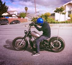 Honda vt600 hardtail custom | Sonny on Chop Cult