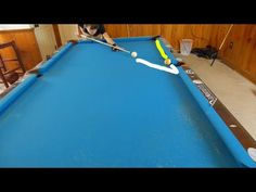 How to Kick in Pool | Never Miss a Kick Shot - YouTube