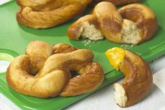 Soft Pretzels - Kidney-Friendly Recipes - DaVita