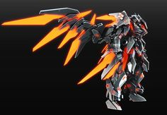 GUNDAM GUY: Gundam Art: Gundam Cursed Noir V2