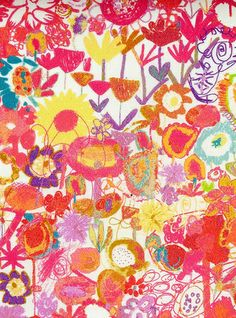 the new ss2013 fabrics have just arrived at liberty. this seasons new collection is called 'the flower show and is bursting with botanical prints. the designs were influenced by inspirational visits to london's chelsea flower show, artistic collaborations and archival documents. the collection celebrates the floral print, which liberty have been producing since the late 1870s.