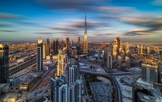 http://500px.com/photo/189065363 Time by Sebastian_Tontsch -This is a 4 minute exposure of Downtown Dubai during sunset with great clouds like we had that day it was obvious to get the 15 stop Nisi filter out and do a long exposure to capture some movement. We are back to waiting for the weather to change as the last days were a bit dull and the clouds disappeared great holiday weather but not so great for photographers out here clear blue skies is just not our thing :). Tags…