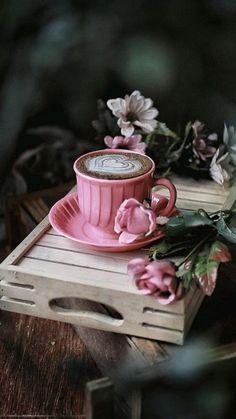 Fashion Tips 2019 .Fashion Tips 2019 Coffee Heart, I Love Coffee, My Coffee, Coffee Drinks, Coffee Time, Coffee Shop, Coffee Cups, Tea Cups, Good Morning Coffee