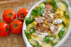 Olive Garden Baked Pasta Romana with Beef - New CopyKat Recipe
