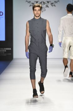 Edwing D'Angelo Spring-Summer 2017 - Colombia Moda