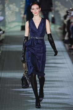Tory Burch - Autumn/Winter 2012-13 Ready-To-Wear - NYFW (Vogue.co.uk)