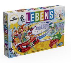 Hasbro 14529398 - Spiel des Lebens, Edition 2014