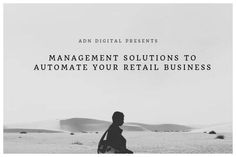 For a business to run smoothly and hassle-free, it needs to be automated and digitized. Wondering how? Let us know, ADN Digital will help you to build one for you. Software Development, Are You The One, Management, Retail, Let It Be, Digital, Business, Free, Store
