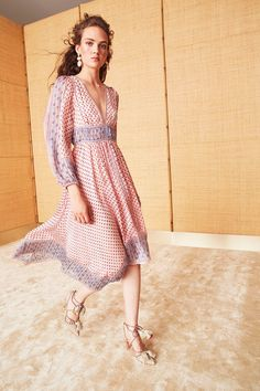 Ulla Johnson Resort 2018 Fashion Show Collection