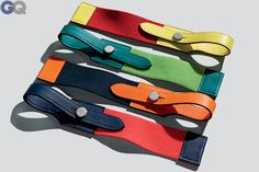 Like these but not the price.  hermes luggage tag
