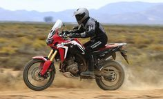 2016 Honda Africa Twin Review