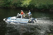 Amphibious vehicle - Wikipedia, the free encyclopedia