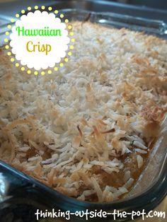 Hawaiian Crisp
