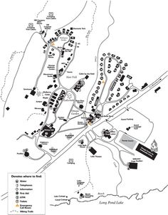 Mount Holyoke College Campus Map On Behance Art Data Visuals And