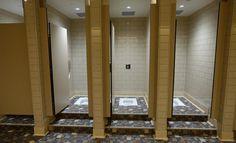 Squat toilets at Disneyland?  Yes - Shanghai Disney has them. http://www.ocregister.com/articles/first-719122-look-disneyland.html