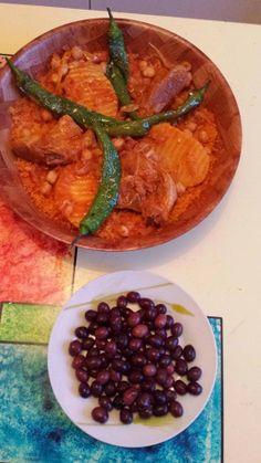 Recette Tunisienne: Recette Couscous Tunisien