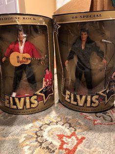 'Jailhouse Rock / 68 Special Elvis Presley Doll in Box