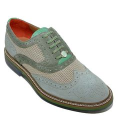 Brimarts Shoes Summer 2016 Grey and green