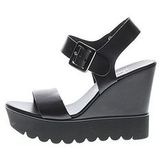 5db6eb900e Azura - Leah Wedge Sandal Laguna Beach, Seaside, Shoe Boutique,  Contemporary, Footwear