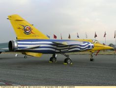 Greece mirage F-1 342 Sqn Sparta