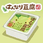 that is the cutest tofu illustration i've seen so far