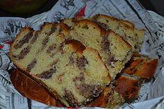 Nuss - Marzipan - Striezel, ein schönes Rezept aus der Kategorie Kuchen. Bewertungen: 9. Durchschnitt: Ø 4,0. Marzipan, Strudel, Banana Bread, French Toast, Pork, Pumpkin, Baking, Breakfast, Desserts