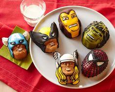 tortas de superheroes - Buscar con Google