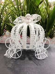 Cinderella pumpkin carriage princess carriage Wedding favor box