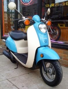 Honda Metropolitan - retro style but really reliable and ~100 mpg!
