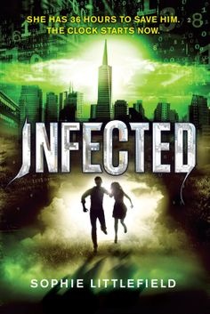 Infected by Sophie Littlefield • January 6, 2015 • Delacorte Books for Young Readers https://www.goodreads.com/book/show/21875736-infected