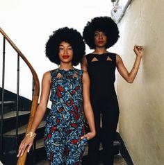 "Sidi Beauty ""African modern fashion by Natacha Baco """