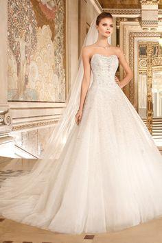 The Best Summer Wedding Ball Gown Dresses By Demetrios