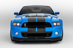 2013 Sheby GT500 650hp straight from the factory