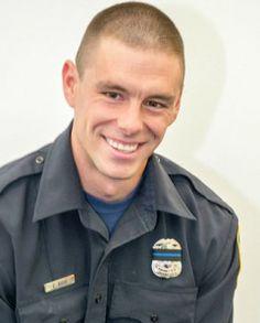 Always remember: Police Officer Collin Rose, Wayne State University Police Department, Michigan