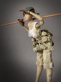 When will you find your way to my collection? - ThreeA Popbot 7 Bones Queeny ~ Luv. Life. Toys.