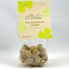 Engros leverandør af chokolade lakrids mandler i poser