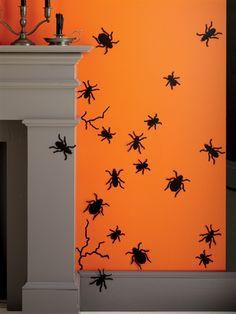 Martha Stewart Crafts - Halloween - Silhouettes - Bug