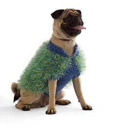 19 Best Dog Sweater Images On Pinterest Pet Clothes Yarns And All